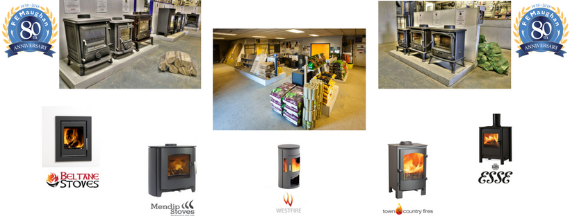wood burning stoves newcastle